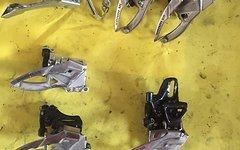 Shimano Umwerfer 2x10 X9, XO, XX, XT,