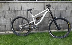 Canyon Torque DHX Fast Suspension X0 XTR Saint