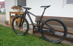 "Bergamont Fastlane MGN 29er ""M"" XX1 Carbon Laufräder 9,98Kg"