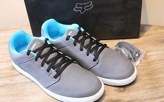 Fox Motion Scrub Fresh Schuhe Gr. 45