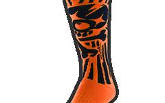 Troy Lee Designs GP SOCKS Gr.8-10 SKULLY ORANGE