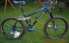 Ellsworth Bike Ellsworth Epiphany, Gr. M, nebula blue, sehr hochwertige Ausstattung
