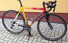 Müsing / Milan Cyclo-Crosser ( Crossrad ) MÜSING / Milan-Teamlackierung Gr. 56