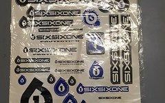 661 SixSixOne SixSixOne Sticker set