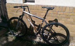 No Saint Bikes MTB 26 Zoll Singlespeed