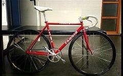 Faggin Track Bike - Bahnrad RH53