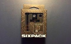 Sixpack Aheadcap / Camera Mount für GoPro und Lupine