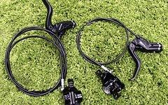 Magura MT4 Bremsenset schwarz NEU *Sonderpreis* ***NEU