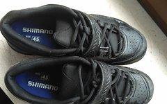 Shimano SH-AM5L Schuhe Unisex schwarz Größe 45