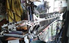 Trek Session 88 Modell 2010 MEDIUM + DHX RC4 etc.