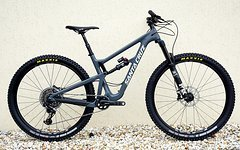 Santa Cruz Hightower LT Carbon CC Sram X01 Eagle Gloss Slate and Grey Größe M 2018 NEU lagernd! VHB