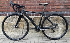Ridley X-Fire Carbon Disc Cyclocrossrad mit Ultegra Di2