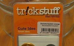 """Trickstuff Deckele System / HeadCap & """"Kralle"""""""