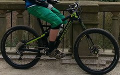 Cannondale Jekyll Carbon Team 2015