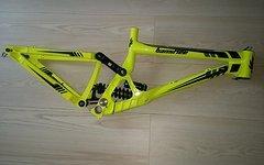 Banshee Legend MK2 neon yellow mit RC4