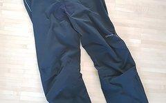 Craft Allwetterhose mit abnehmbaren Hosenträgern Gr. 38