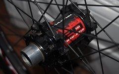 Fulcrum Redheat Laufradsatz 20/110 12/150
