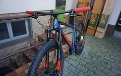 Specialized S-Works Epic HT Magura Tune Roval XX1 Gr.M