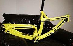 Transition Bikes TR500 2016 Größe M Gelb