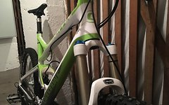 """Cannondale Jekyll Carbon 1 Gr. XL 26"""" 150/150"""