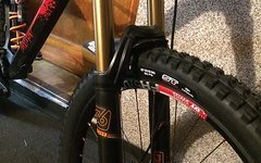Fox  Racing Shox 36 Kashima 170mm HSC LSC 27,5""