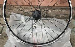 Shimano XM 117 Laufradsatz Shimano Deore M525 Naben, Disc und Felgenbremse *neu*