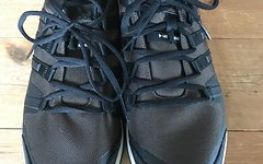 Adidas TERREX TRAIL CROSS UMBER/CBLACK/ENERGY Größe: 47 1/3