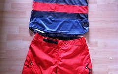Zimtstern Kombi: Zvea Jersey, Telze Shorts