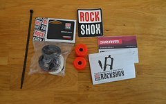 Rock Shox Service Kit 604-308334-000, inkl. Token