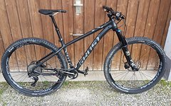 Ghost Asket 29 AL 8 Trail Hardtail Allmountain