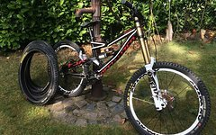 Specialized Status M, WC Ausstattung!!! Hight End!!