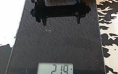 O-Lite Fatbikenabe Vorderrad 135mm Schnellspanner - Neu