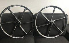 "Bike Ahead Composites biturbo RS Boost Carbon Laufradsatz 29"" ""TOP wie NE"