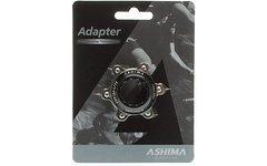 Ashima Centerlockadapter / QR / schwarz