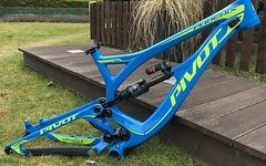 Pivot Cycles Phoenix CARBON Rahmenkit L mit Float X2 Dämpfer!