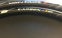 "Ritchey 1 Carbon Disc Felge 28 Loch 26"""