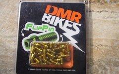 Dmr Bikes FlipPins für DMR Vault Pedale Gold