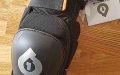 661 SixSixOne Rage Hard Knee, XL, Neu+orig.verpackt!