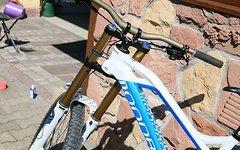 Mondraker Summum Pro Team 2015 gr.:M Fox 40 Sram X01 Shimano Saint