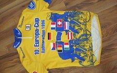 Europacup Radmarathon 1996 Größe L Rennrad dololmiti samson arber