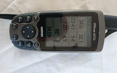 Garmin GPS map 60 CSX