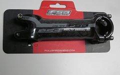 Fsa - Full Speed Ahead FSA OS 99 Vorbau, Titanschrauben, 3D Forged AL7050, UD Carbon, 6°, 120mm, 31,8mm - NEU