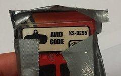 Kool Stop Bremsbeläge für Avid Code