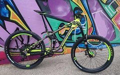 NS Bikes Snabb E1 Größe S