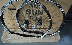 "Sun Ringlé Sun Ringle Charger Pro SL 27,5"" Laufradsatz *neu"