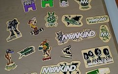 Mankind, Hoffmann Sehr schöne ManKind und Hoffman Sticker