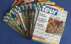 Tour rennrad magazin jahrgang 2004 komplett 12 hefte top zustand