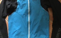 Gore Bike Wear Oxygen Regenjacke, Large, blau, TOP