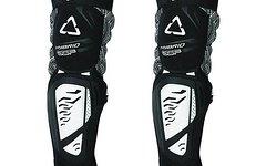 Leatt Knee Shin Guard 3DF Hybrid EXT Knie-Schienbeinprotektor