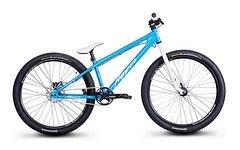 "Nox Dirt/Pump Bike ""FLIPPER"", blau oder grün, neu"